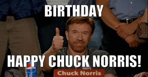 Chuck Norris Birthday Meme - chuck norris birthday meme 100 images celebrate chuck
