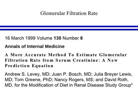 creatine with egfr plasma creatine estimation of gfr