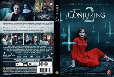 Dvd The Conjuring 2 the conjuring 2