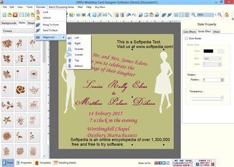 Drpu Wedding Card Designer Software Free by Drpu Wedding Card Designer Software Free Matik