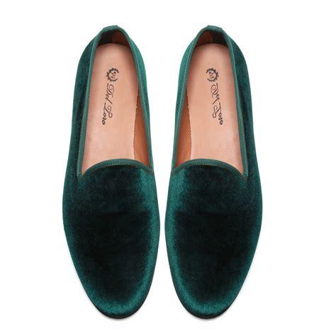 velvet slippers toro women s green velvet slipper modesens