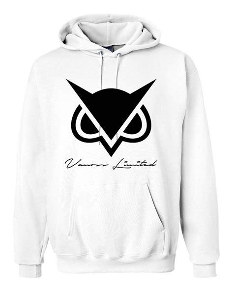 Hoodie Vanoss 10 vanoss owl hoodini logo black hoodie vanossgaming limited sweatshirt white