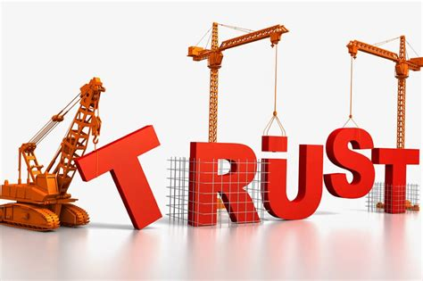 And The Tr St by Rebuilding Trust The Happiness Trap