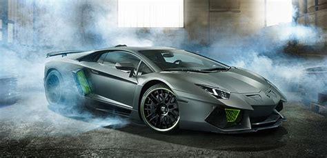 Lamborghini Tuning von HAMANN
