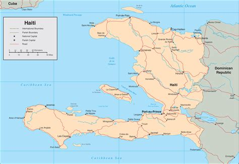 haiti map of world jeihohaitiwiki home