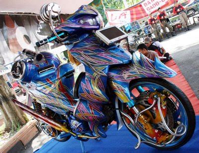 Jupiter Mx Modifi by Motor Modifi