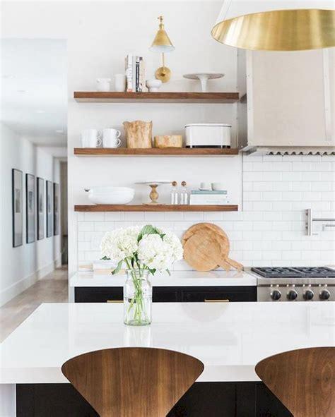 45 creative kitchen open shelves ideas on a budget