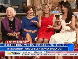 new nbc reporter jenna bush hager must leave anti camera ready in less than two weeks new mother jenna bush