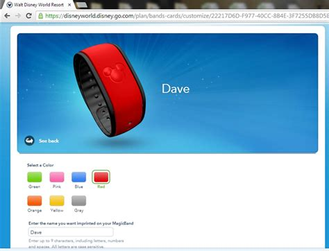 disney world magic band colors more detail on disney world s magicbands yourfirstvisit net
