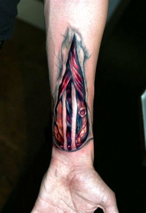 3d tattoos tattoo ideas part 23 3d 3d portrait 60 amazing 3d designs