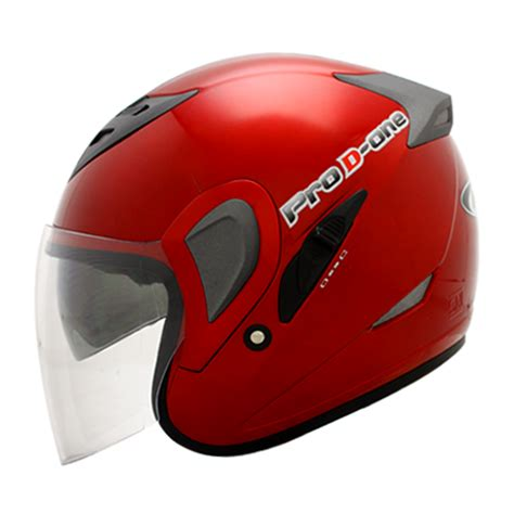 Helm Mds Pro Solid Gunmetal Helm Mds Pro D One Solid Pabrikhelm Jual Helm Murah