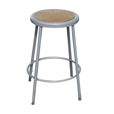 Bar Stools Metal by 1 Vintage Industrial Age Metal Bar Stool Ebay