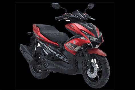 Yamaha Aerox 155 Vva Standart Black Bogor 1 ms