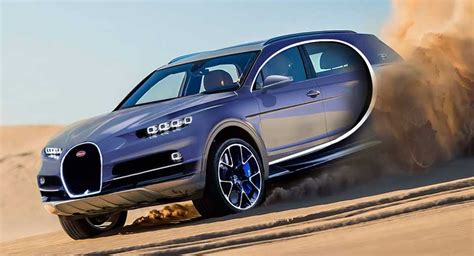 bugatti suv will bugatti be to join the suv craze