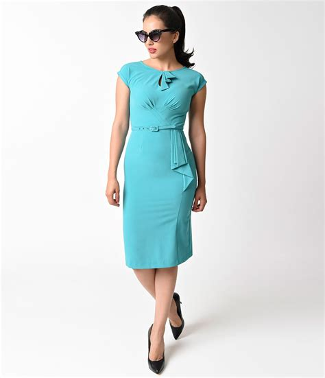 Timeless Fashion At Sielian Vintage Apparel by Wiggle Dresses Pencil Dresses