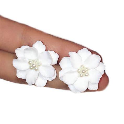 Flowery Earrings buy wholesale flower earrings from china flower