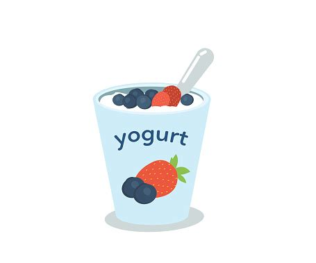 clipart yogurt yogurt clip art vector images illustrations istock