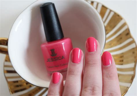 jessica coral symphony collection spring 2014 of life and lacquer jessica nails spring 2014 colours jessica cosmetics coral