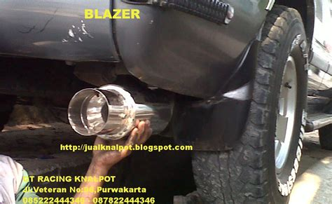 Knalpot Blazer Modifikasi Knalpot Racing Knalpot Racing Opel Blazer