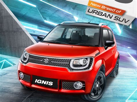 Klakson Mobil Suzuki Ignis resmi meluncur ini tipe dan harga suzuki ignis di indonesia jeripurba