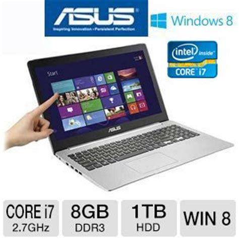 Asus X550cc Laptop Intel I7 8gb Ram 1tb 15 6 asus vivobook v551lb db71t notebook intel i7 4500u 1 8ghz 8gb ddr3 1tb hdd 2gb nvidia