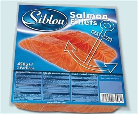 Salmon Fillet Norwey Frozen 200gr Premium salmon fillets in tomato creme products latvia salmon