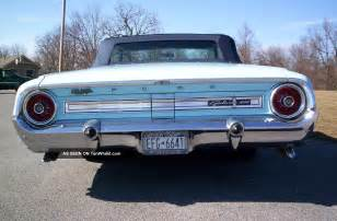 1964 Ford Galaxie Convertible 1964 Ford Galaxie 500 Convertible