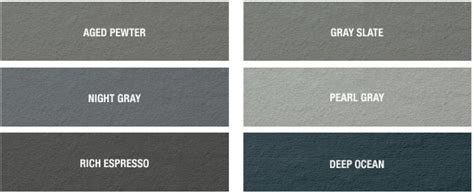Fiber Cement Siding Colors 6 Stunning New Colors From James Hardie Colorado Siding