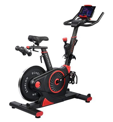 echelon  smart connect indoor cycling exercise bike