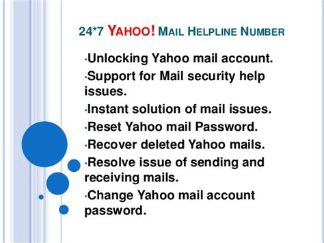 yahoo mail help desk problems in yahoo account call on yahoo mail helpline