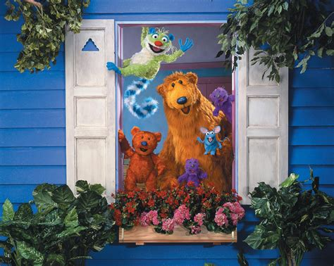the big blue house bear in the big blue house muppet wiki fandom powered by wikia