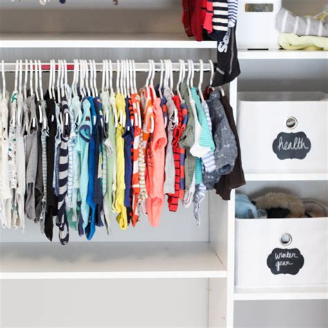 Paper Closet Clothing by Organization Idea Organize Your Closet With Chalkboard