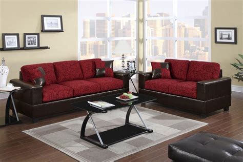 sofa loveseat and chair set sofa and loveseat sets 1000 loveseat zephyr chenille and leather living room sofa thesofa