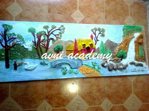 3d murals avni s and crafts 3d landscape mural