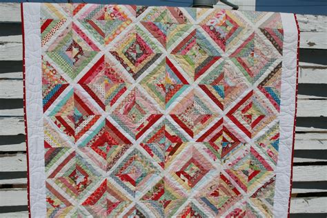 String Quilts by The Quilt Barn String Quilt