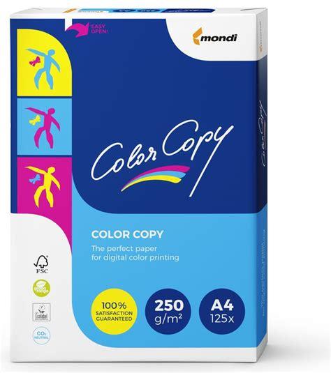 color copy color copy papier a4 250 g m2
