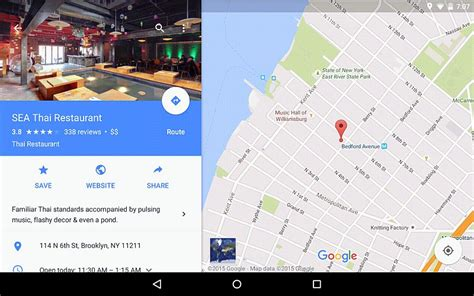 Play Store Map Maps For Android Can Now Figure Out Where You Re