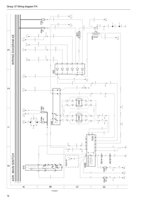 volvo nl12 wiring diagram wiring diagram with description