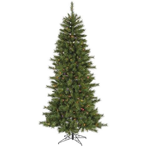 7 pre lit newport mixed pine artificial christmas tree