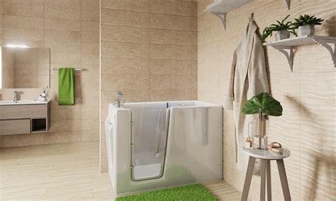 vasca da bagno con porta vasca con porta laterale