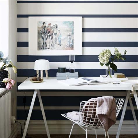 inspirasi wallpaper kekinian  ruang kerja minimalis