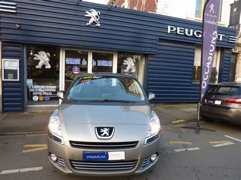garage opel lille occasion peugeot 5008 business pack hdi 112 ch gps
