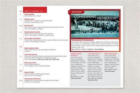 1000 Ideas About Church Bulletins On Pinterest Sunday School Catholic School And Christian Contemporary Church Bulletin Templates