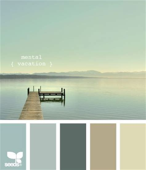 paint color palette nantucket for the home