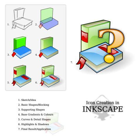 inkscape tutorial icon icons in inkscape mini tut by daj on deviantart