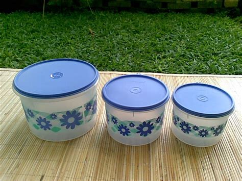 Flower Canister Tupperware 5 5l tupperware collections november 2010