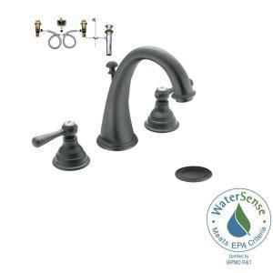 wrought iron bathroom faucet moen kingsley 8 in widespread 2 handle high arc bathroom