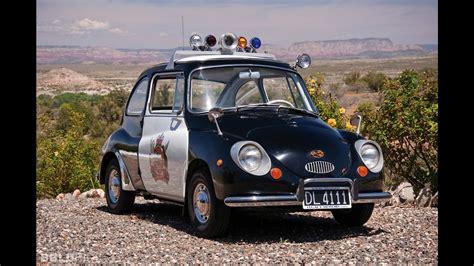 subaru 360 car subaru 360 police car