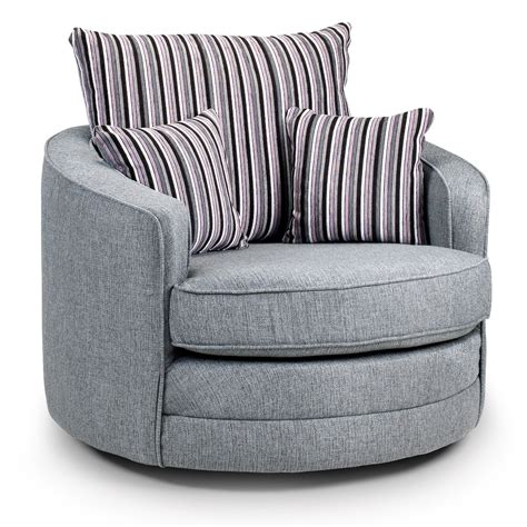 gray armchair with ottoman eden swivel armchair next day delivery eden swivel armchair