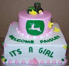 Pink Deere Baby Shower by Baby Shower Ideas On